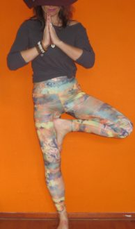 ZuVi California Sunset Legging maat S,Goosvintage